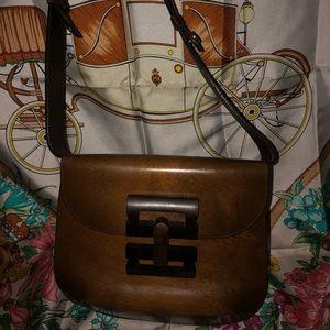 Ferragamo brown bag